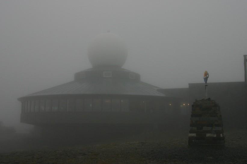 Bild 2124 - Norwegen, Nordkap, Restaurant