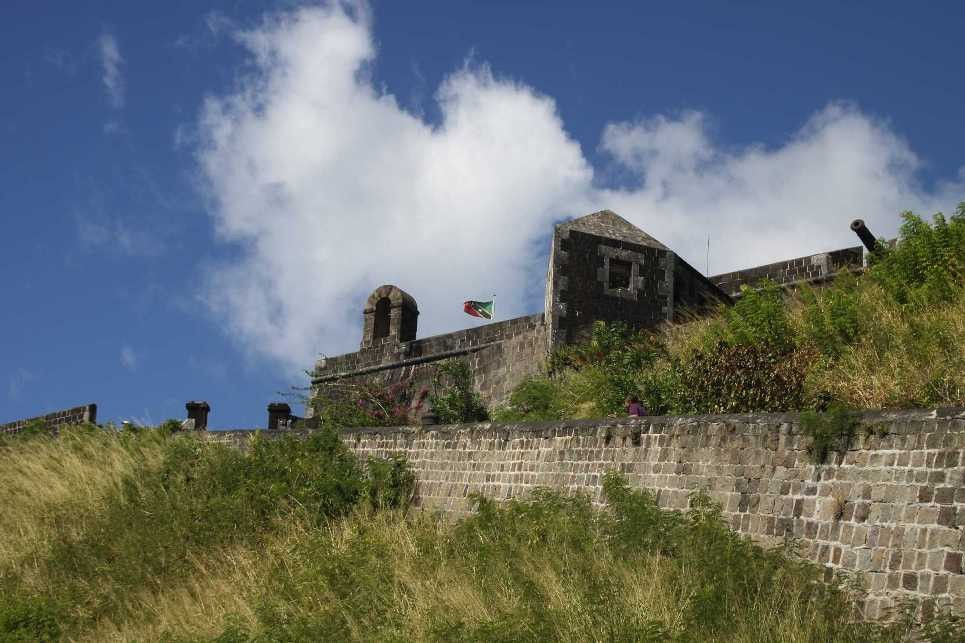 1707_27 NOV 2013_St-Kitts_Brimstone Hill Fortress