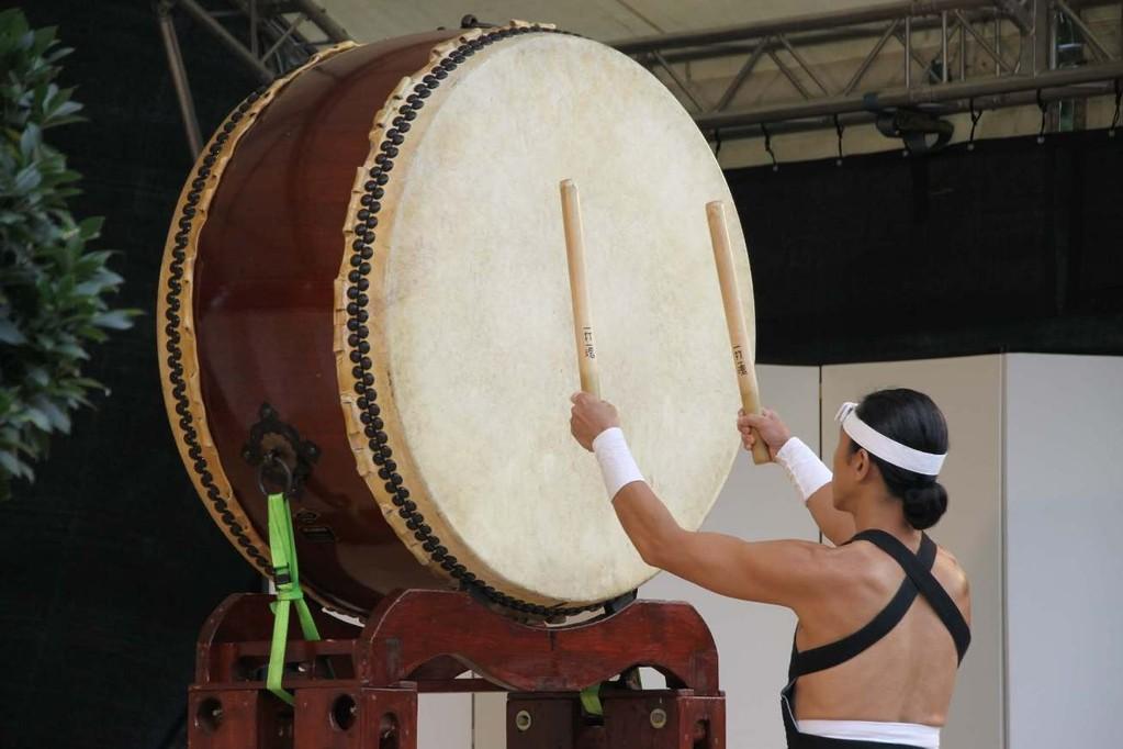 251_0661_18 Sept 2011_Gartenfest_Japan_Show_Trommel_Tanz_Orchester