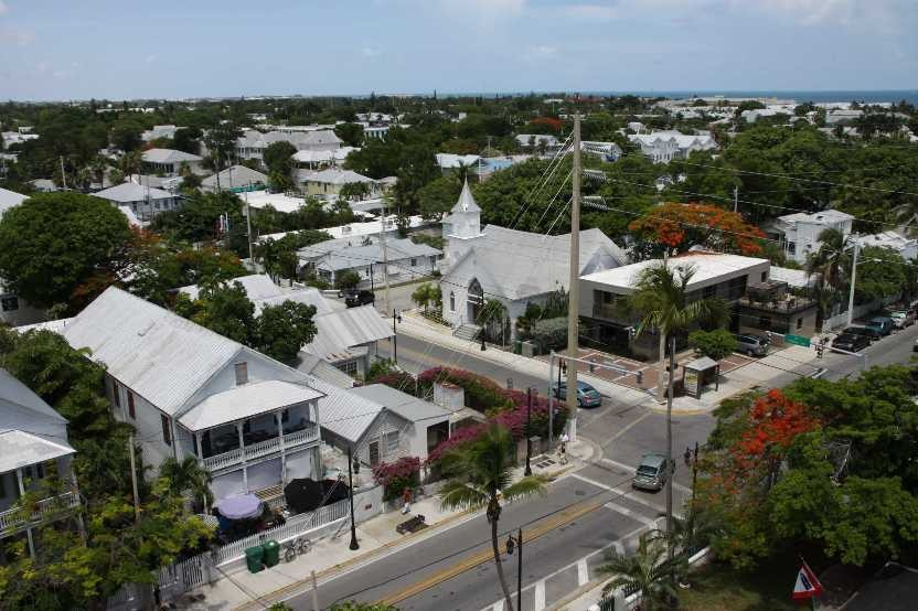 1439_13 Juni 2010_Key West_Lighthouse_Aussicht