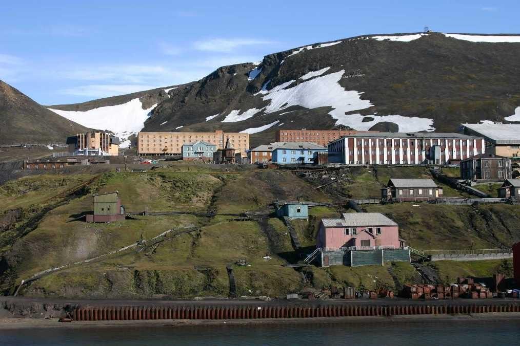 Bild 1987 - Spitzbergen, Barentsburg
