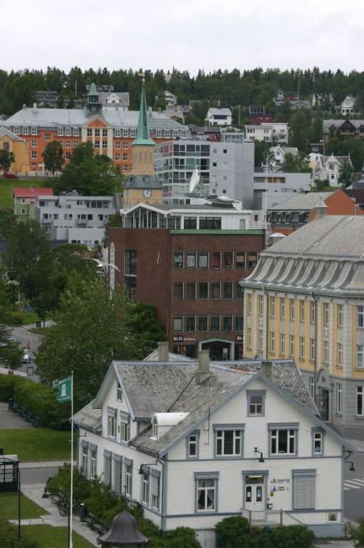 Bild 2204 - Norwegen, Tromsö, Dom