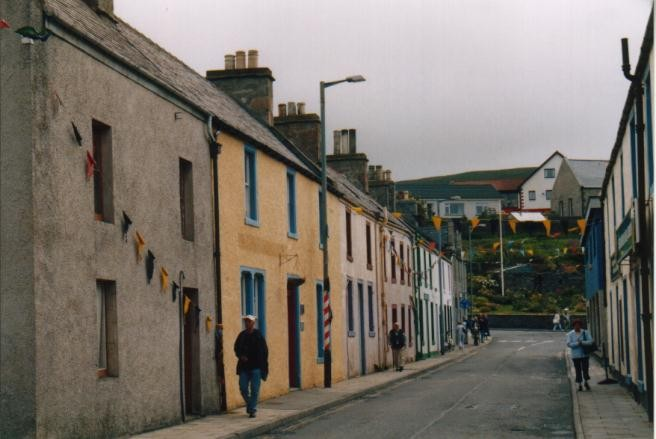Lerwick, Mainland / Shetland Inseln (UK)