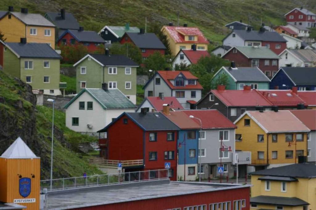 Bild 2065 - Norwegen, Honningsvag
