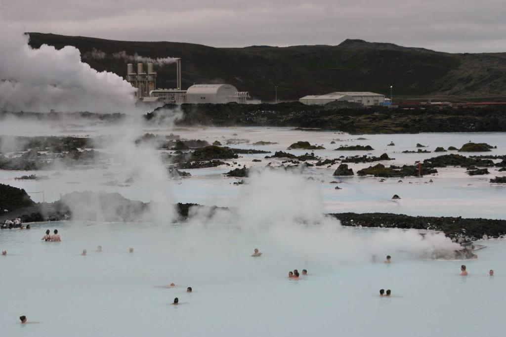 Bild 0425 - Island / Reykjavik, Blaue Lagune