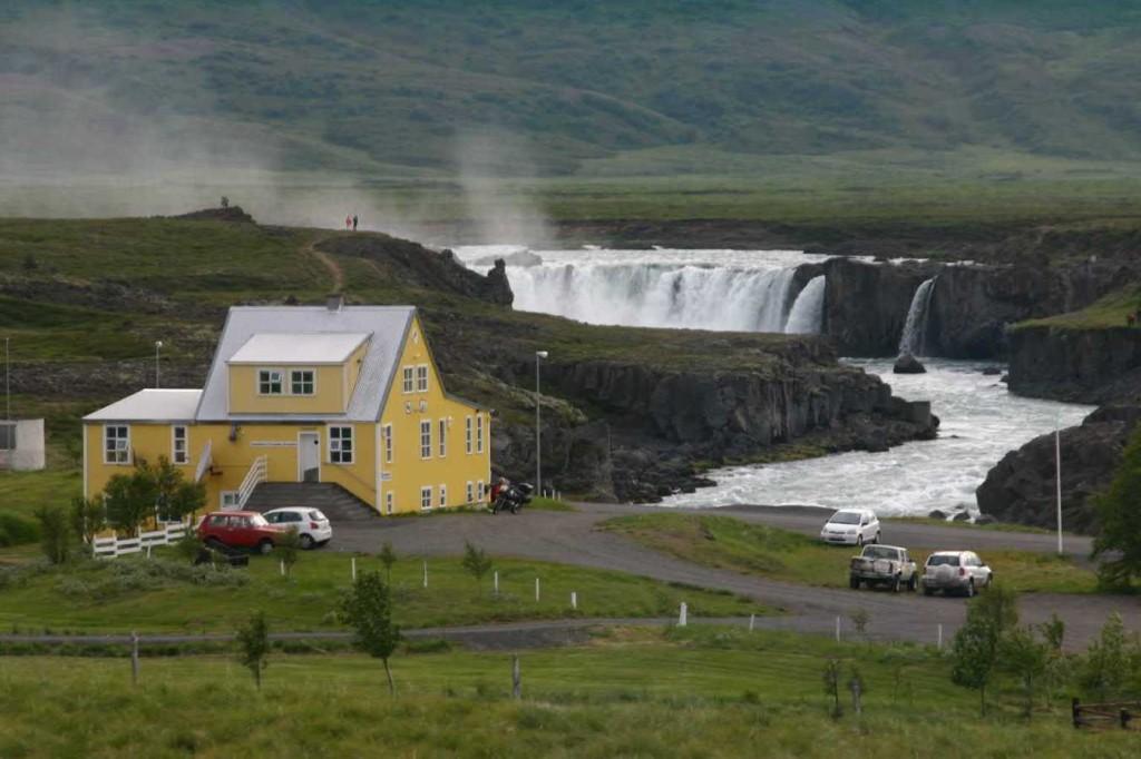 Bild 0791 - Island / Godafoss-Wasserfall