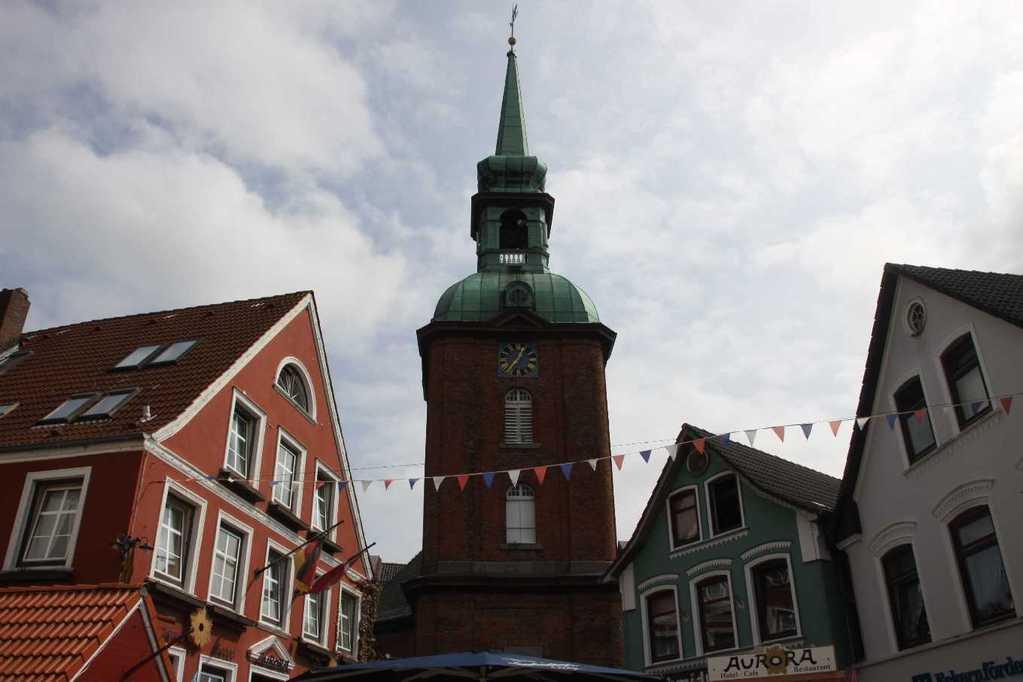 0159_06 Aug 2011_Kappeln_Landarztkneipe_St. Nikolai Kirche