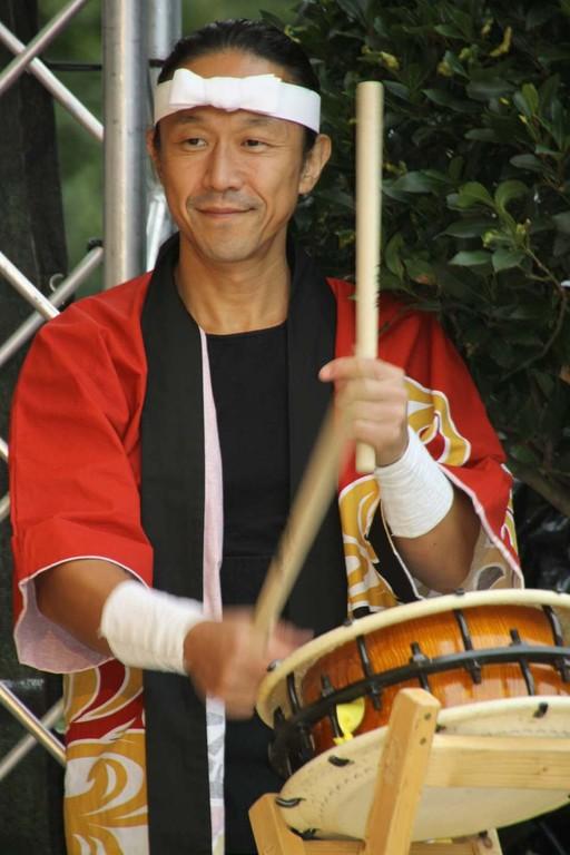 231_0611_18 Sept 2011_Gartenfest_Japan_Show_Trommel_Tanz_Orchester