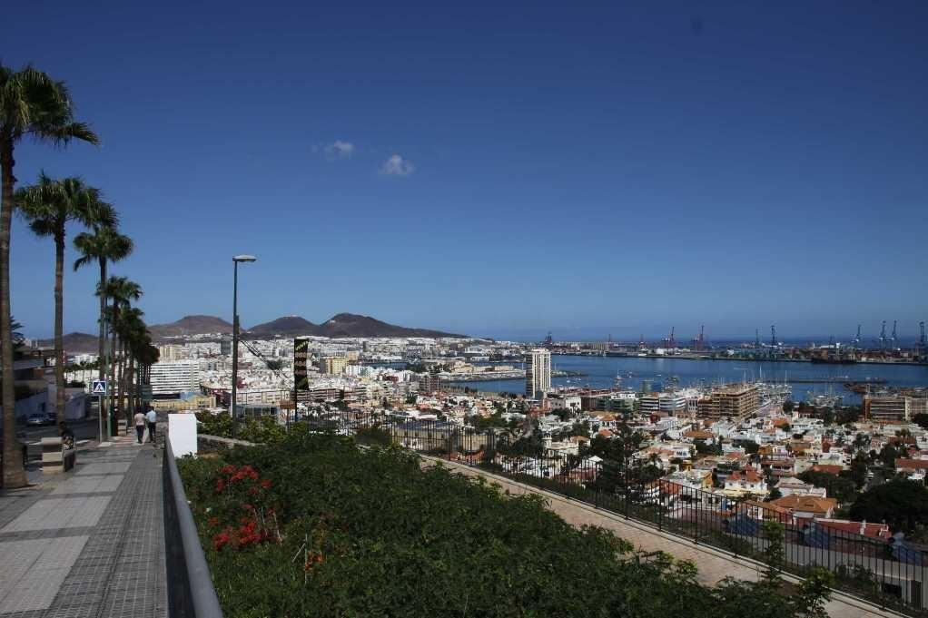 1658_16 Okt 2010_Gran Canaria_Las Palmas_Gartenviertel_Aussicht
