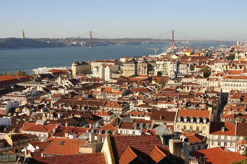0435_01 Nov 07_Lissabon_Castelo de Sao Jorge_Aussicht