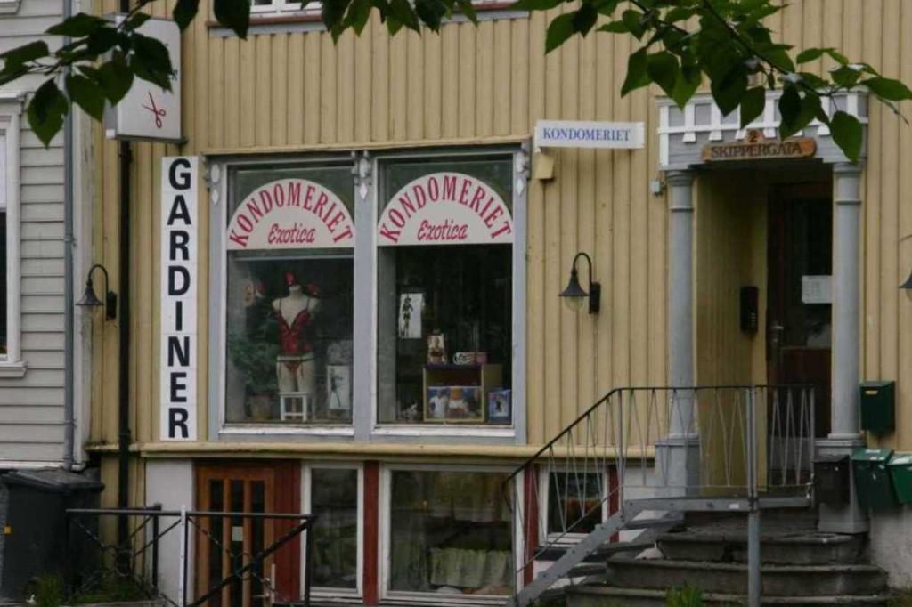 Bild 2380 - Norwegen, Tromsö, Sex-Shop