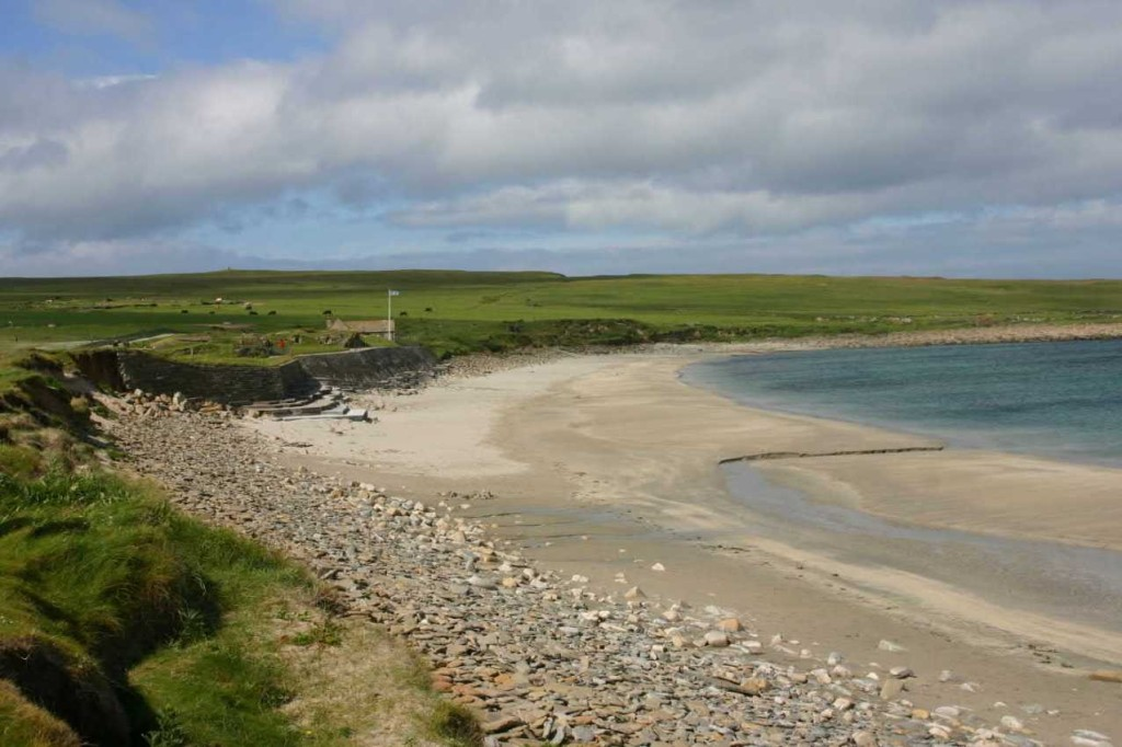 Bild 0213a - Orkney Inseln, Skara Brae