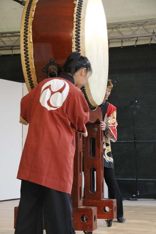 249_0659_18 Sept 2011_Gartenfest_Japan_Show_Trommel_Tanz_Orchester