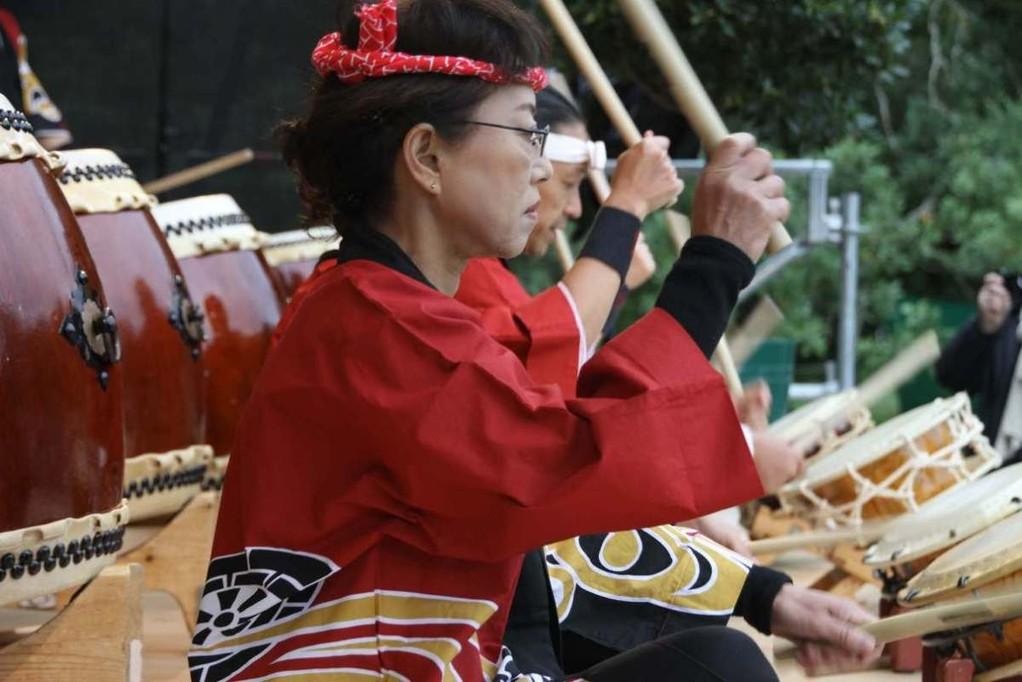 226_0597_18 Sept 2011_Gartenfest_Japan_Show_Trommel_Tanz_Orchester
