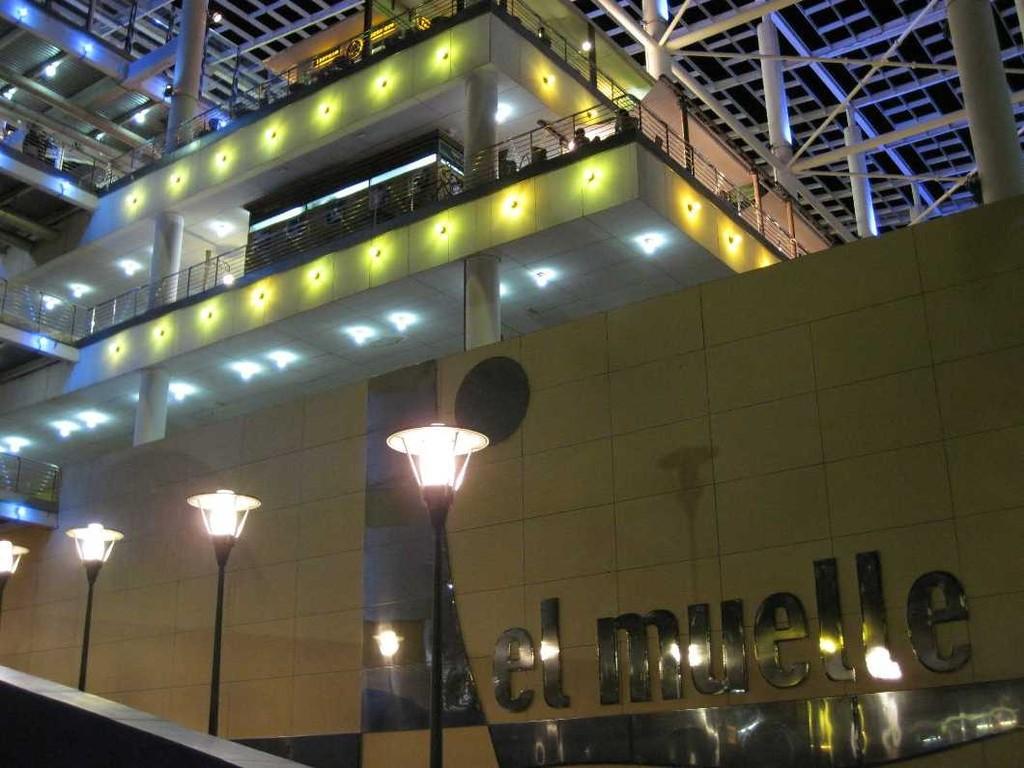 1797_16 Okt 2010_Gran Canaria_Las Palmas_El Muelle by night