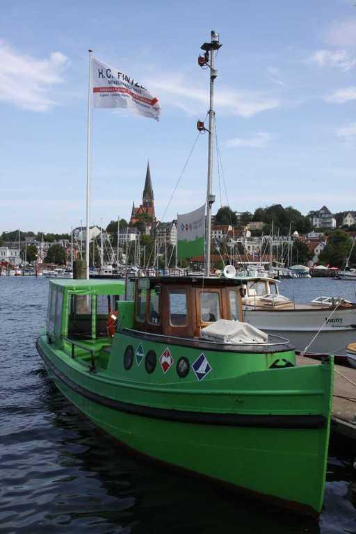 0019_30 Juli 2011_Flensburg_Historischer Hafen