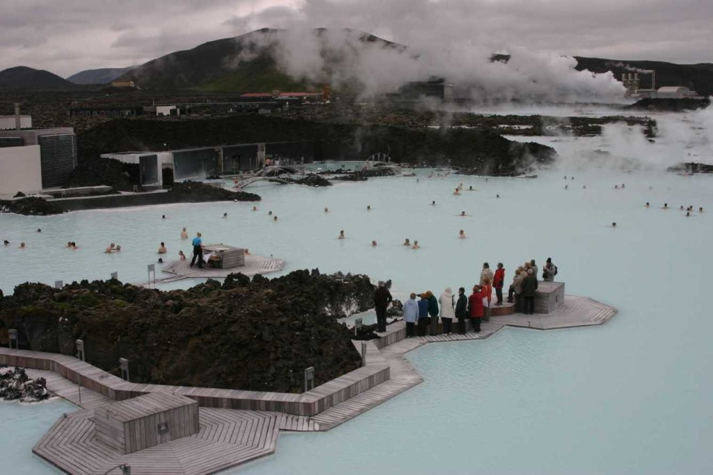 Bild 0427 - Island / Reykjavik, Blaue Lagune
