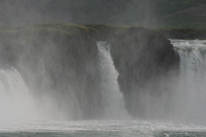Bild 0804 - Island / Godafoss-Wasserfall