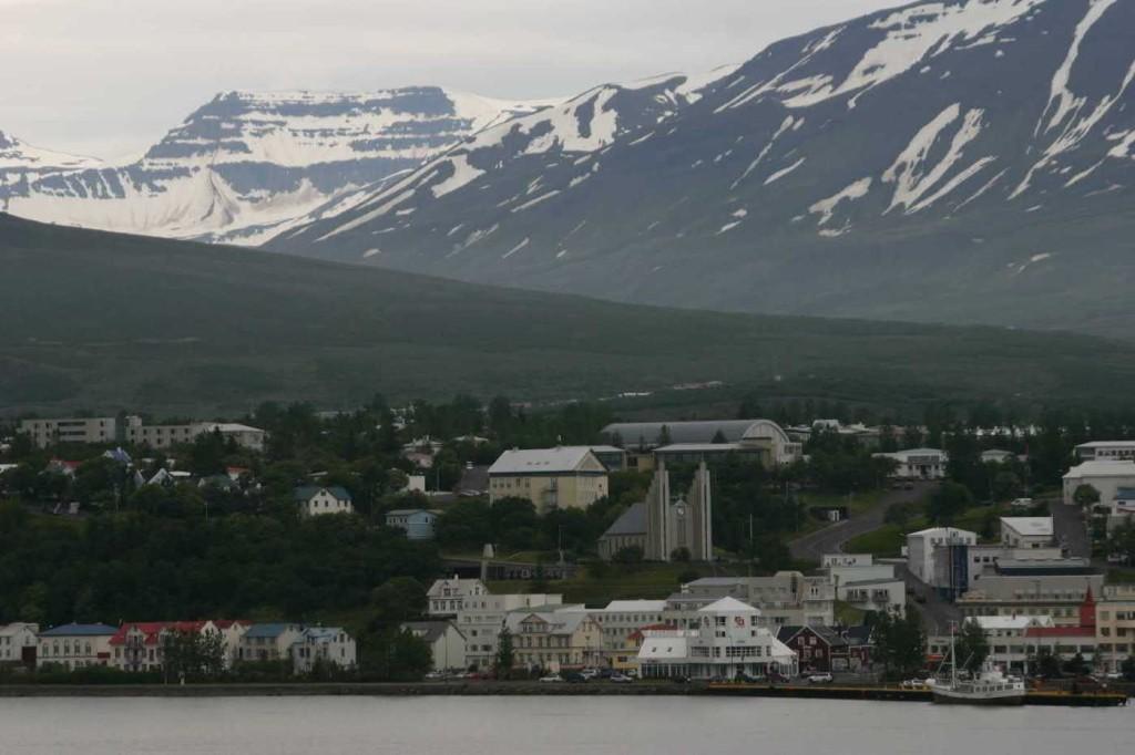 Bild 0641 - Island / Akureyri