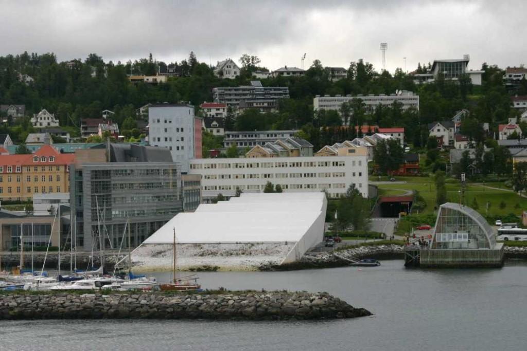 Bild 2433 - Norwegen, Tromsö, Polaria
