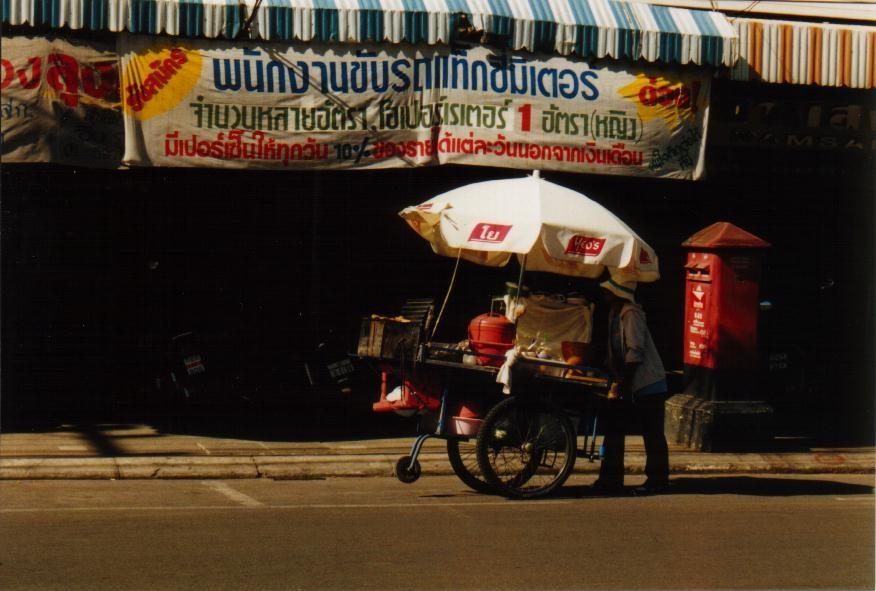Garküchen in Phuket Town