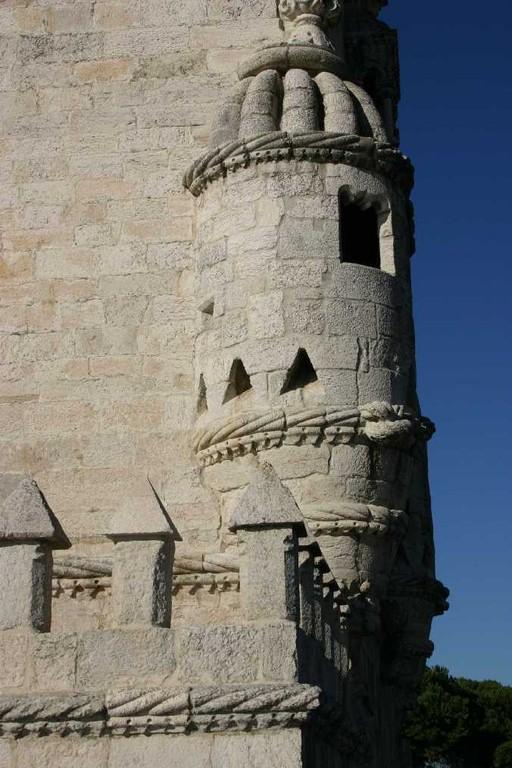 0105_31 Okt 07_Lissabon_Belem_Torre de Belem_Detail