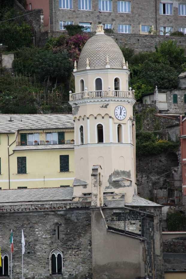 0201_07 Okt 2013_Cinque-Terre_Vernazza_Kirche