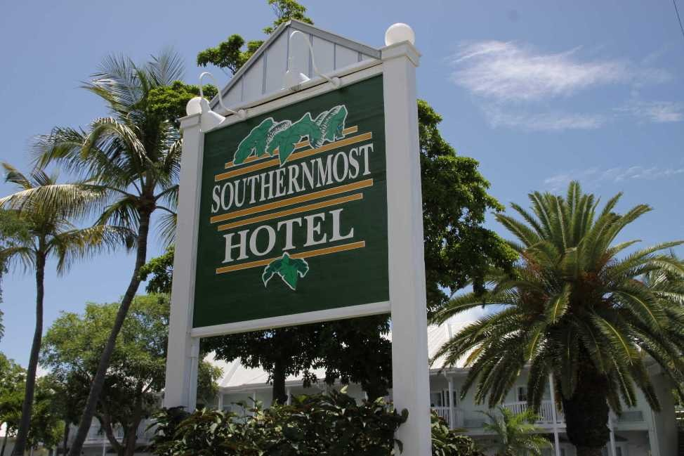 1315_13 Juni 2010_Key West_Southernmost Hotel