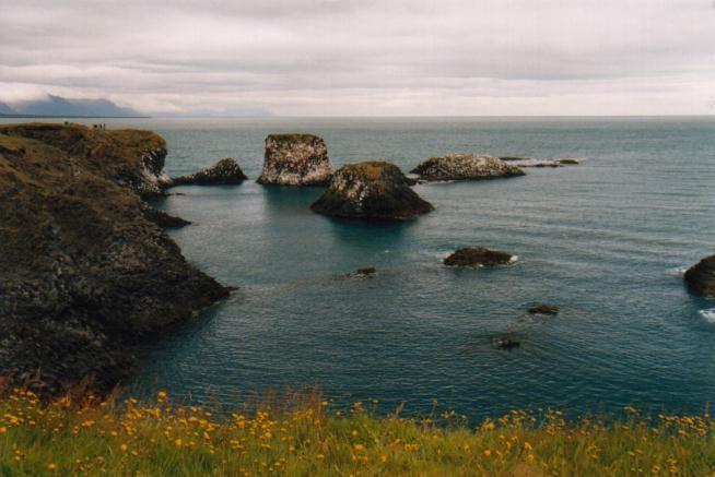 Arnarstapi / Island