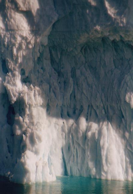 Eisberg in der Discobucht / Grönland