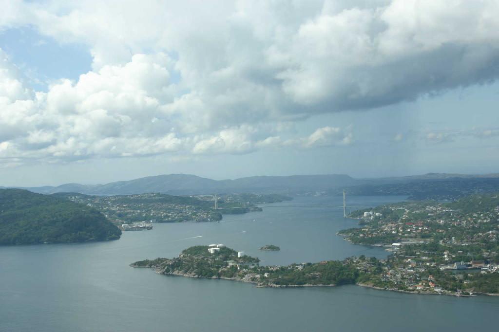Bild 3037 - Norwegen, Bergen, Rundflug Wasserflugzeug