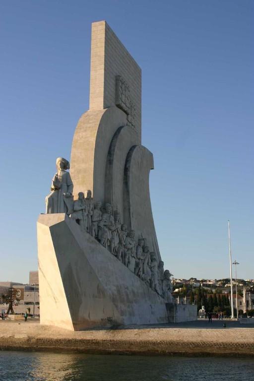 0342_31 Okt 07_Lissabon_Boots-Tour_Padrao dos Descobrimentos