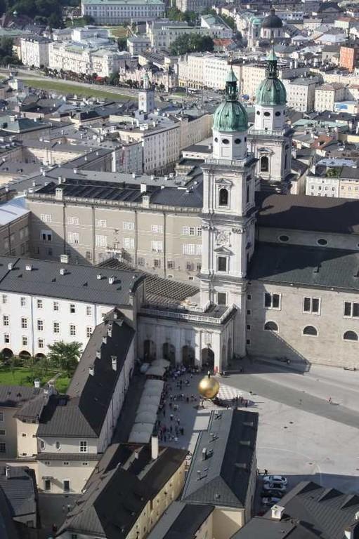 0324_21 Aug 2010_Salzburg_Festung Hohensalzburg_Aussicht_Dom