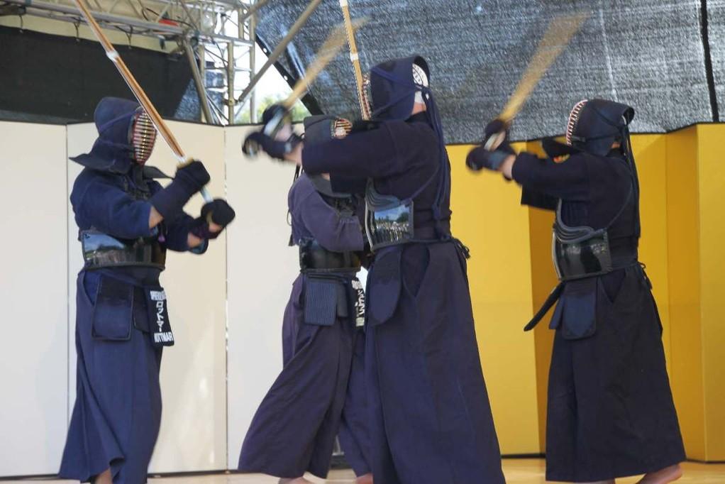 194_0432_16 Sept 2011_Gartenfest_Japan_KENDO_Weg des Schwertes
