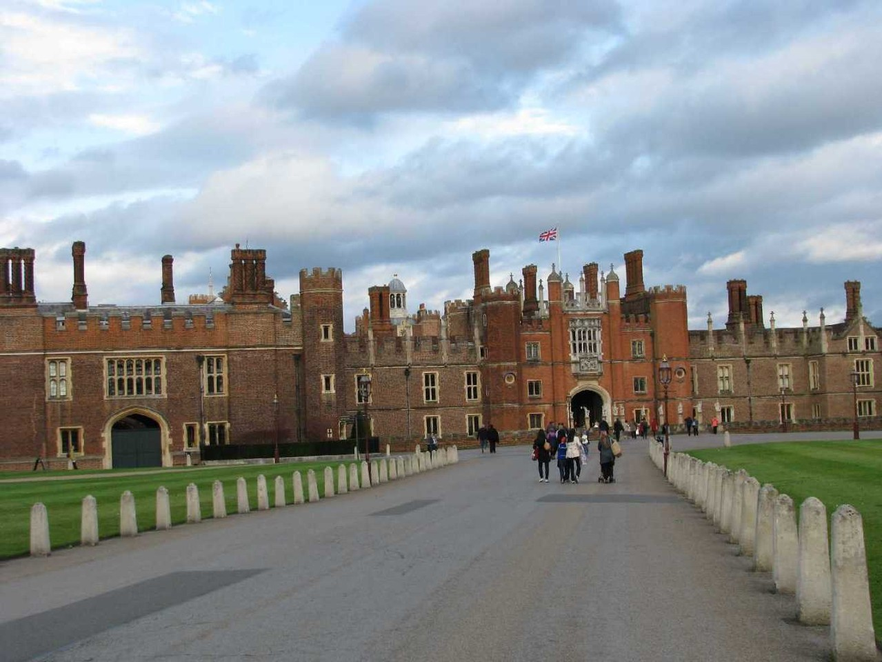 0014_23 Juni 2013_Hampton Court Palace