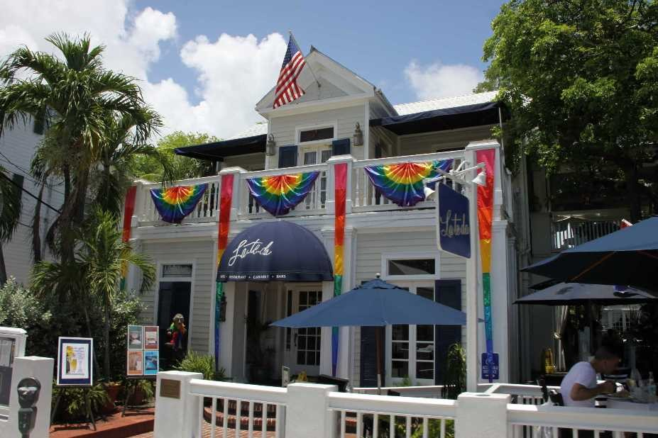1364_13 Juni 2010_Key West_traditionelles Haus