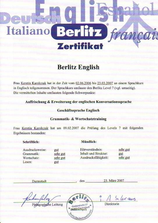 20070323_Englisch_Berlitz_Level 7