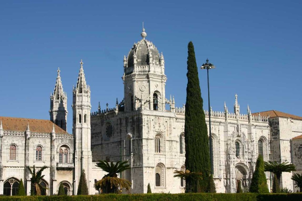 0176_31 Okt 07_Lissabon_Belem_Hieronymuskloster