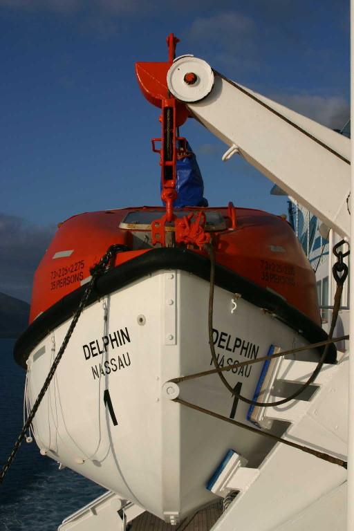 Bild 2811 - Norwegen, Geiranger, MS Delphin