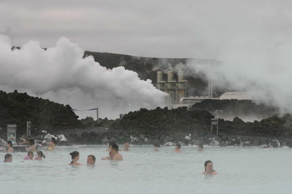 Bild 0454 - Island / Reykjavik, Blaue Lagune