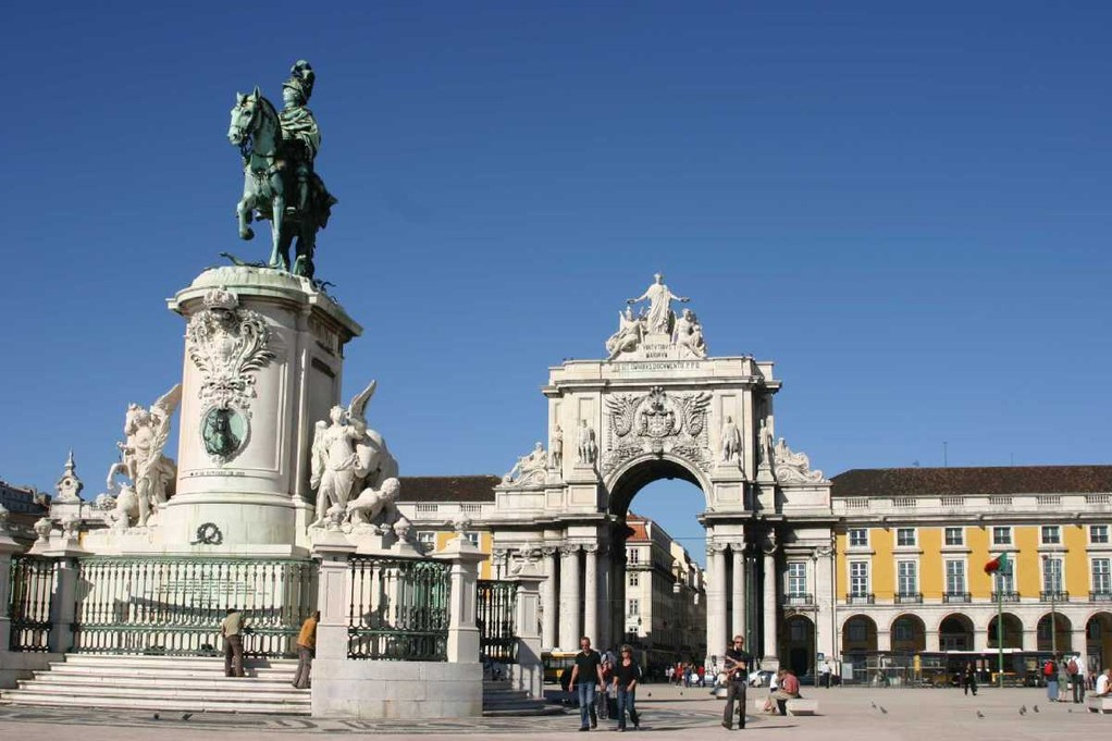 0226_31 Okt 07_Lissabon_Praca do Comercio