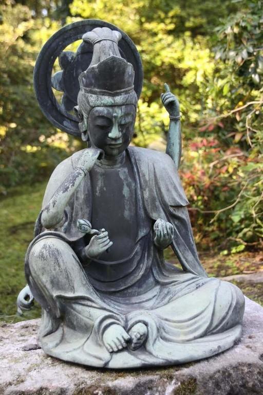 016_0067_16 Sept 2011_Gartenfest_Schlosspark_Japan_Buddha