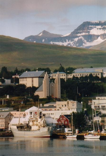 Akureyri / Island