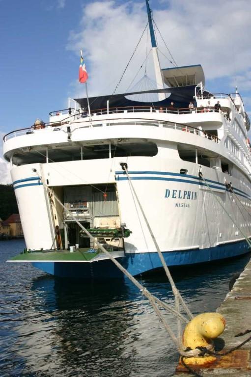 Bild 2878 - Norwegen, Bergen, MS Delphin