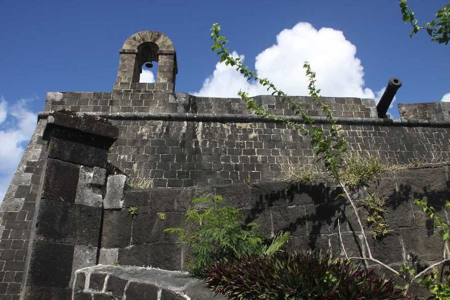 1702_27 NOV 2013_St-Kitts_Brimstone Hill Fortress