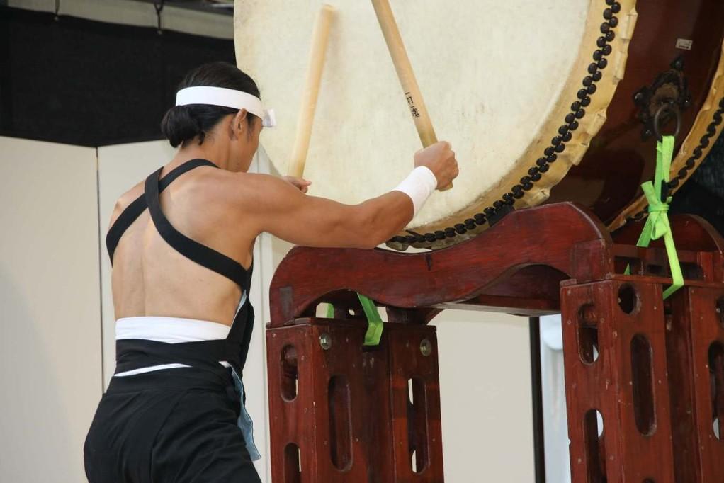 256_0680_18 Sept 2011_Gartenfest_Japan_Show_Trommel_Tanz_Orchester