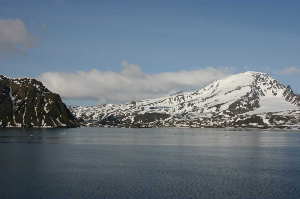Bild 1290 - Spitzbergen, Lilljehookfjord