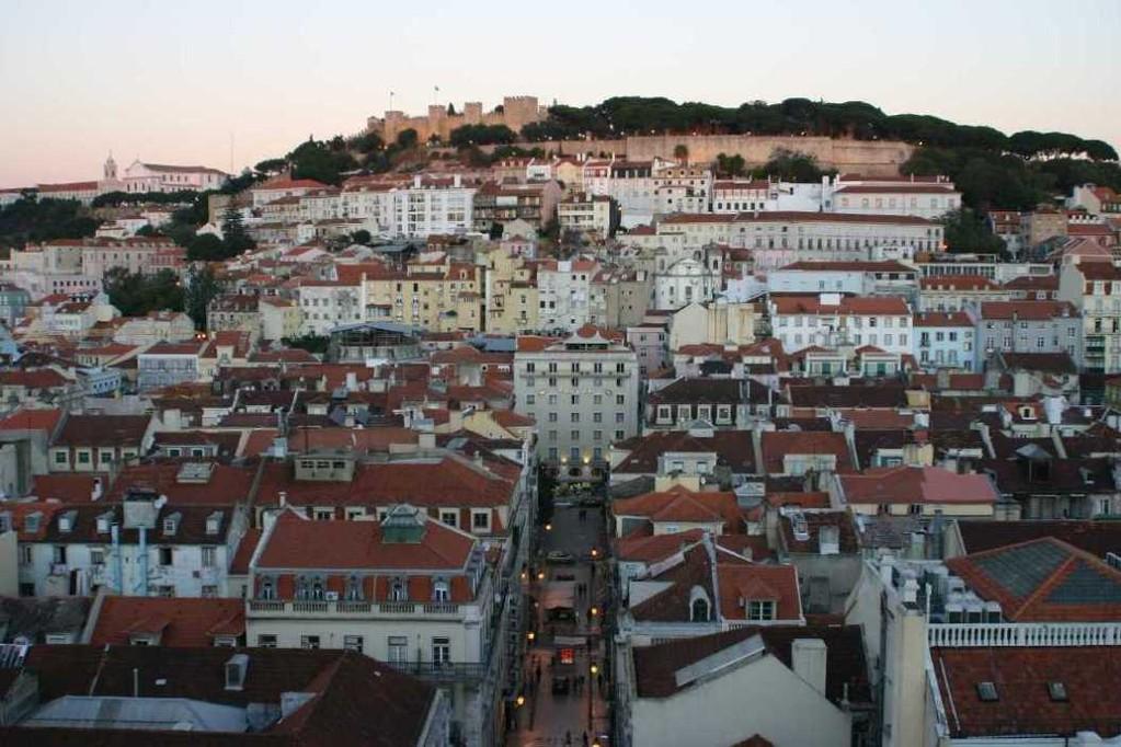 0569_01 Nov 07_Lissabon_Castelo de Sao Jorge_Alfama