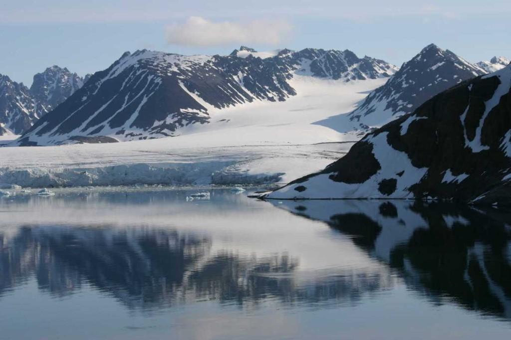 Bild 1311 - Spitzbergen, Lilljehookfjord