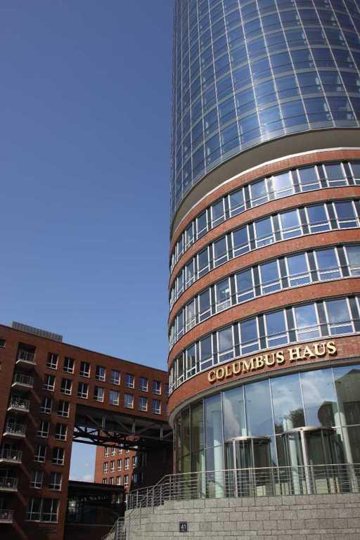 0462_11 Juni 2011_Hamburg_Speicherstadt_Columbus Haus